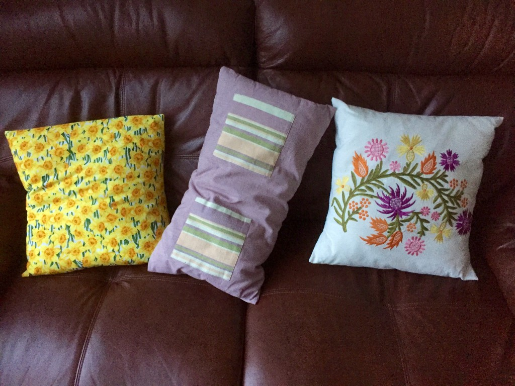3 easy cushion covers