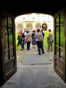 Cambridge photo walk at the sewing weekender