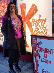 Kinky Boots Show in London