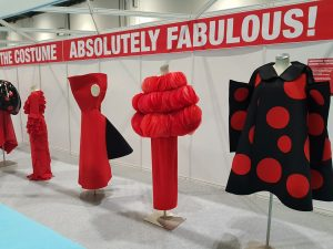 Absolutely Fabulous - Creating the Costume!