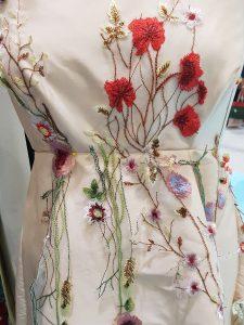 Sew La Di Da dress at The Great British Sewing Bee Live