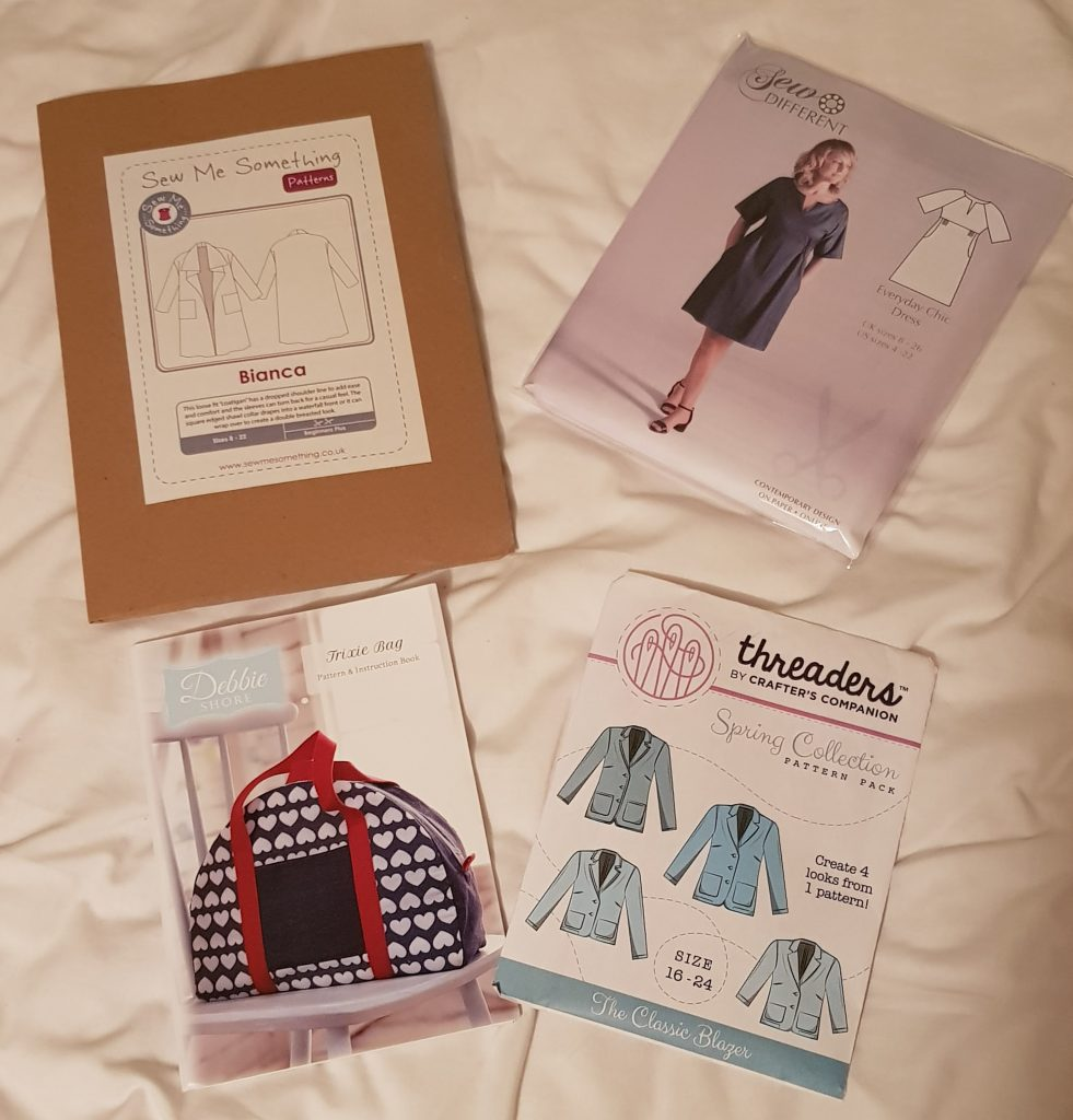 My pattern purchases